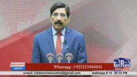 Ch M Hanif Cheif Editor speech